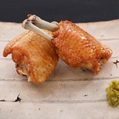 Deep fried half driedArita chicken